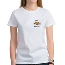 Knot and Spell Massage Tee