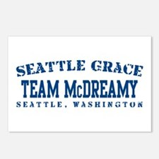 Team McDreamy - Seattle Grace Postcards (Package o