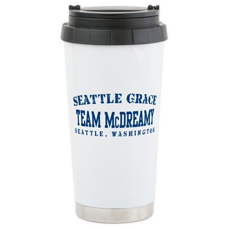 Team McDreamy - Seattle Grace Stainless Steel Trav