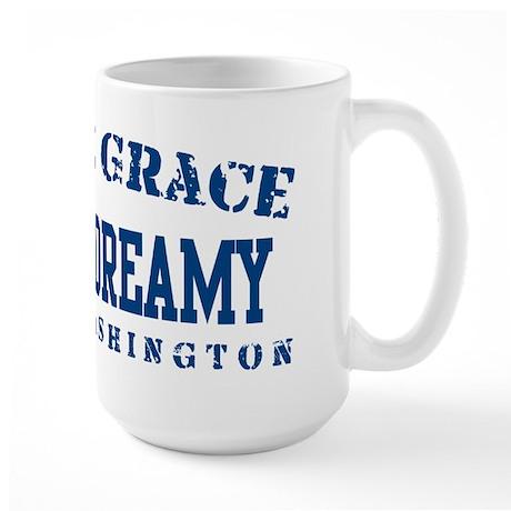 Team McDreamy - Seattle Grace Large Mug
