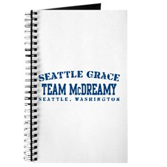 Team McDreamy - Seattle Grace Journal
