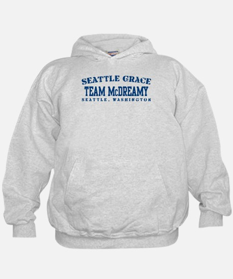 Team McDreamy - Seattle Grace Hoodie