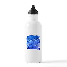 Ukulele Rainbow Thermos Bottle (12 oz)