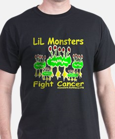 LiL Monsters Fight Cancer T-Shirt