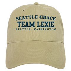 Team Lexie - Seattle Grace Baseball Cap
