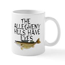 Hills Have Walleyes Mug