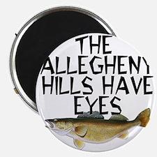 Hills Have Walleyes Magnet