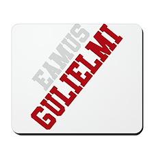 Gulielmi (Bills) Mousepad