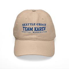 Team Karev - Seattle Grace Baseball Cap