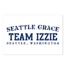 Team Izzie - Seattle Grace Postcards (Package of 8