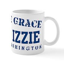 Team Izzie - Seattle Grace Small Mug