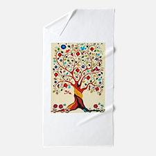 TREE OF LIFE 7 Beach Towel