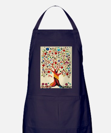 TREE OF LIFE 7 Apron (dark)