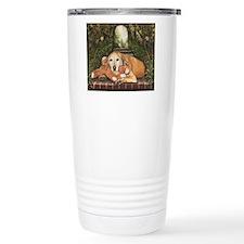 Labrador Ceramic Travel Mug