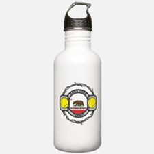 California Tennis Water Bottle