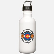 Colorado Basketball Water Bottle