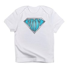 SuperBoy(blue) Infant T-Shirt