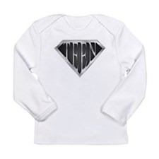 SuperTeen(metal) Long Sleeve Infant T-Shirt