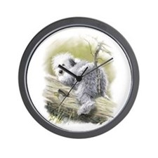 Funny Oes Wall Clock