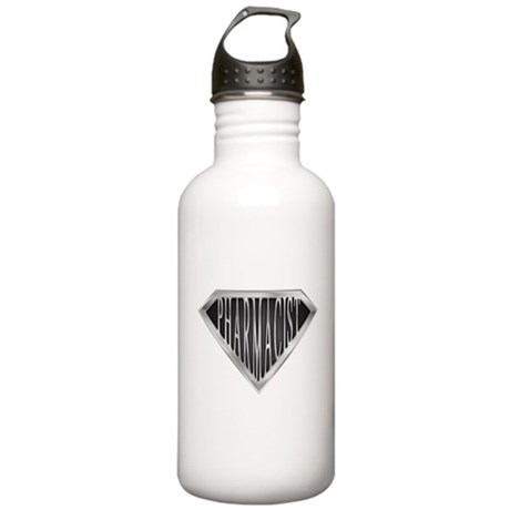 SuperPharmacist(metal) Stainless Water Bottle 1.0L