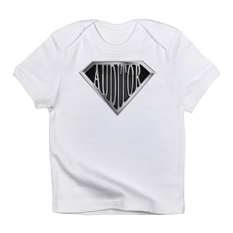 SuperAuditor(metal) Infant T-Shirt