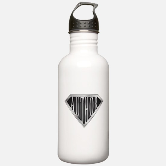 SuperAuthor(metal) Water Bottle