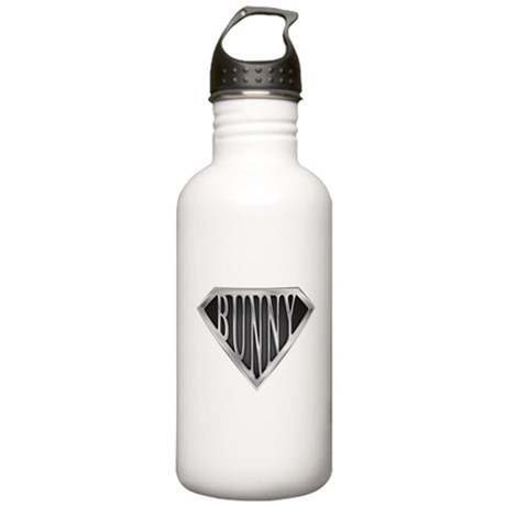 SuperBunny(metal) Stainless Water Bottle 1.0L