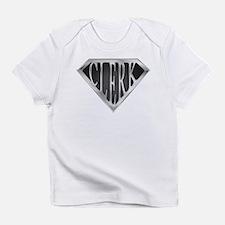 SuperClerk(METAL) Infant T-Shirt