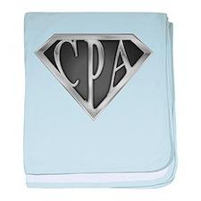 Super CPA - Metal baby blanket
