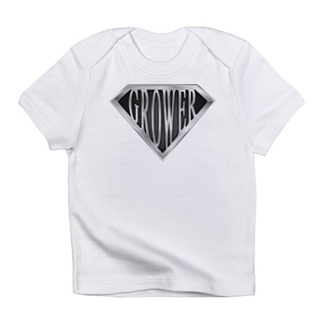 SuperGrower(metal) Infant T-Shirt