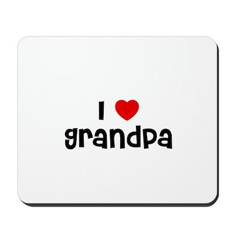 I * Grandpa Mousepad