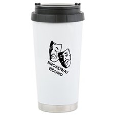 Broadway Bound Travel Coffee Mug