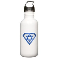Super Jew/Israeli Water Bottle