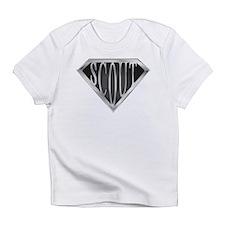 SuperScout(Metal) Infant T-Shirt