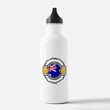 Australia Water Polo Water Bottle