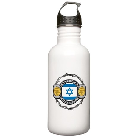 Israel Water Polo Stainless Water Bottle 1.0L