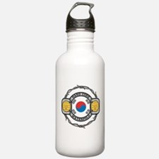Korean Water Polo Water Bottle