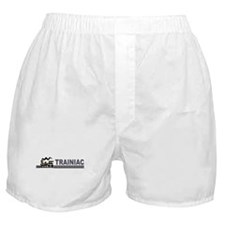Trainiac Boxer Shorts