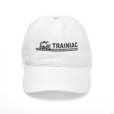 Trainiac Baseball Cap