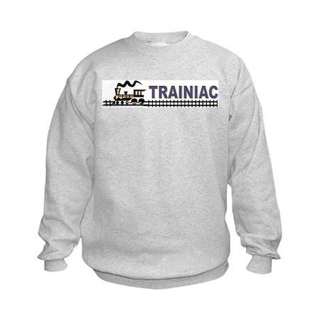 TRAINIAC Kids Sweatshirt