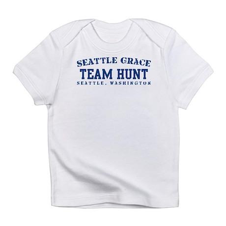Team Hunt - Seattle Grace Infant T-Shirt