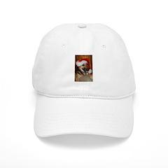 Christmas German Shepherd Baseball Cap