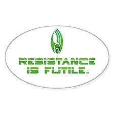 Star Trek - Borg Resistance Decal