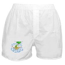 Splish Splash Boxer Shorts