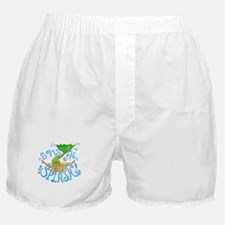 Splish Splash Boxer Shorts