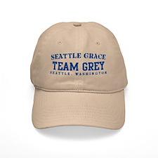 Team Grey - Seattle Grace Baseball Cap