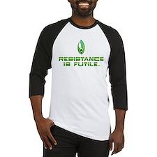Star Trek - Borg Resistance Baseball Jersey