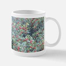 Cute Holly Mug