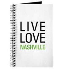 Live Love Nashville Journal