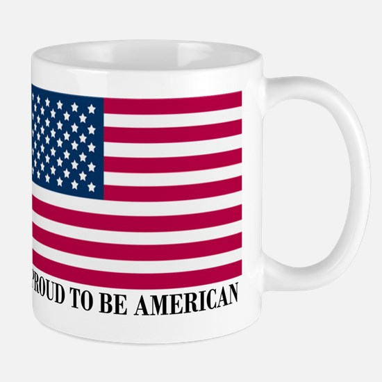 Proud to be American Mug